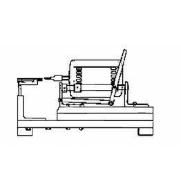 NVM 80.00.014 Langgat boormachine