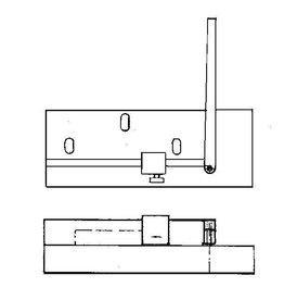 NVM 80.00.029 Buigapparaat voor ogen aan bladveren
