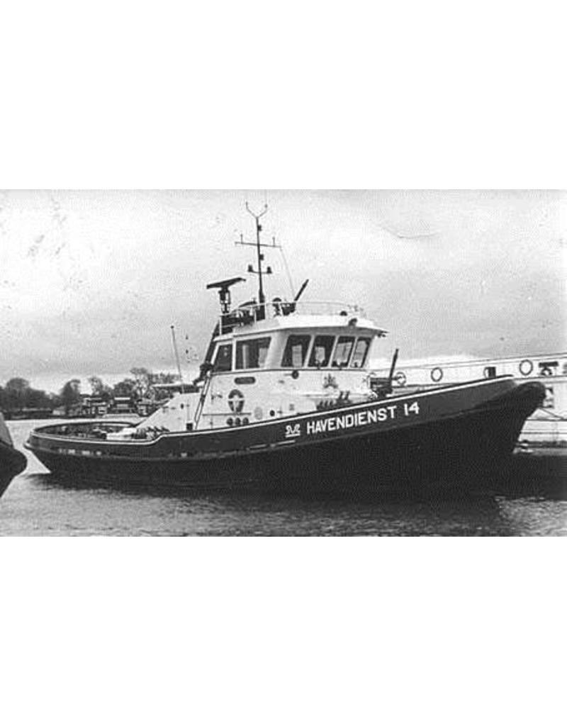 "NVM 10.18.019 blussleepboot ms ""Jason - Havendienst 14"" - GHB Amsterdam"
