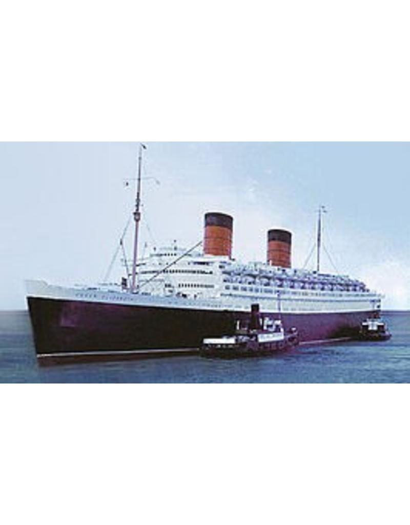 """NVM 10.20.012 passagierschip ss """"Queen Elisabeth"""" (1938) - Cunard"""