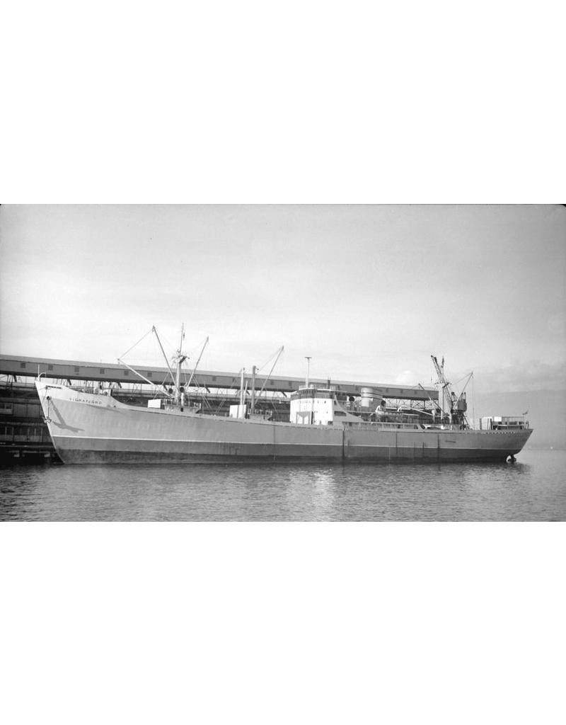 "NVM 10.20.041 vrachtschip ms ""Vigrafjord"" (1955) - NAL"