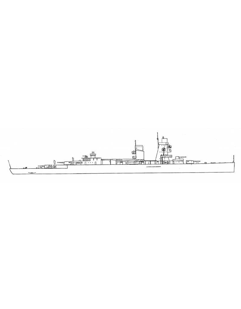 "NVM 10.20.035 HrMs kruiser ""De Ruyter"" (1936)"