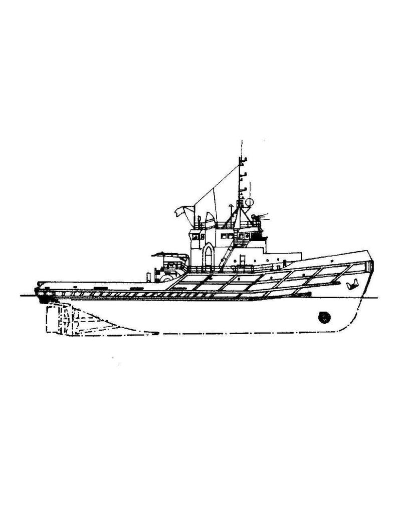 "NVM 10.20.065 zeesleper ms ""Alphonse Letzer"" (1977) - URS"