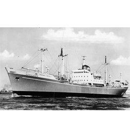 """NVM 16.10.040 vrachtschip ms """"Eemhaven"""" (1963) - v.Uden"""
