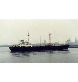 "NVM 16.10.098 vrachtschip ms"" Walenburgh"" (1967) - Wm.H. Müller/KNSM-Kroonburg"