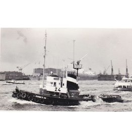 NVM 16.14.020 kustslpb ms Albatros (1986) - Kooren - ex Bugsier 24 (1959)