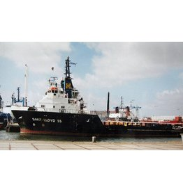 NVM 16.14.061 supply ms Smit Lloyd 55 (1987) - Smit Lloyd