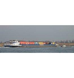 """NVM 16.15.042 motorvrachtschip, """"Europaschip"""" (1981)"""