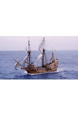 """NVM 10.00.006 Koopvaarder """"Mayflower"""" (ca 1620)"""