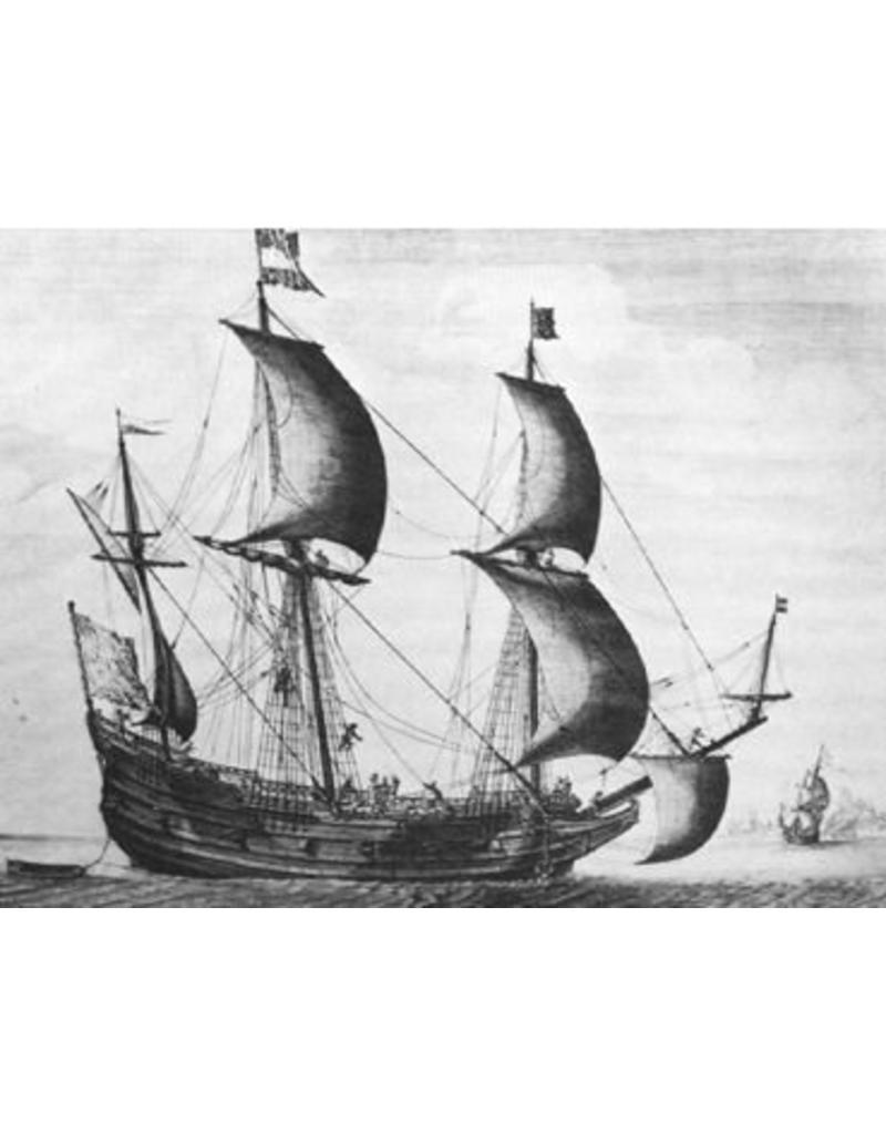 """NVM 10.00.026 Fluitschip """"Anna Maria"""" (1694)"""