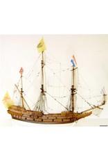 "NVM 10.00.029A VOC schip ""Geunieerde Provintien"" (1603)"