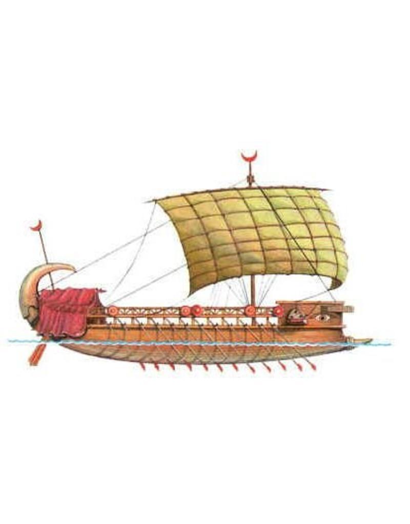 NVM 10.01.017 TrirÌÎåÈme, Phoenicisch gevechtsschip