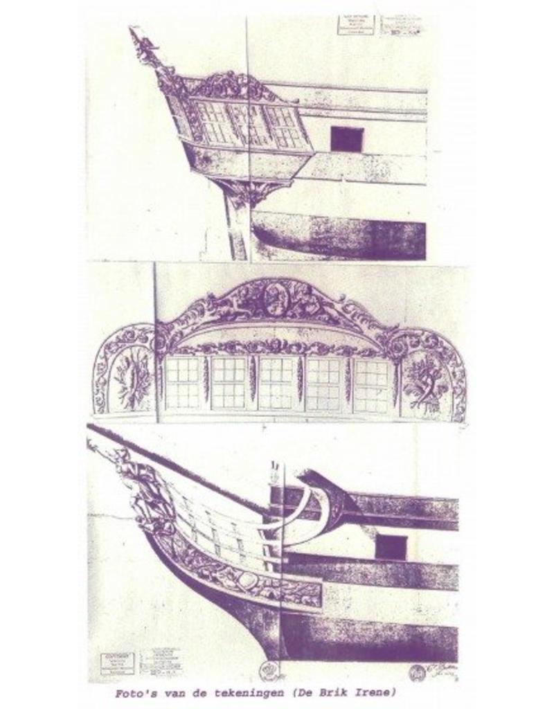 NVM 10.01.021 oorlogsbrik Irene (1804) - ex HMS Grasshopper