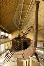 NVM 10.02.008 Egyptische barque (ca 2500 voor Chr.)