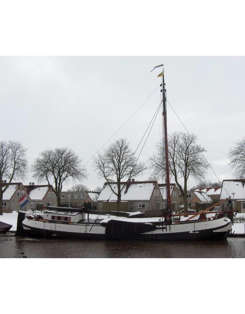 NVM 10.05.011 Groninger tjalk (19e eeuw)