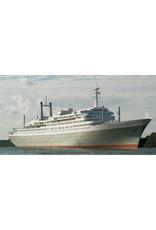 """NVM 10.10.008 passagiersschip ss """"Rotterdam"""" (1956) - HAL"""