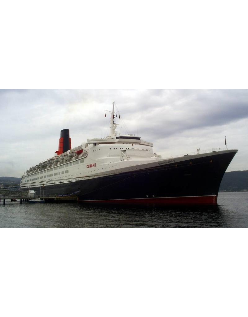 """NVM 10.10.013 passagierschip ss """"Queen Elisabeth 2"""" (1969) - Cunard"""