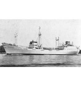 "NVM 10.10.032 vrachtschip ms ""Vrijburgh"" (1935) - Wm.H. Müller"