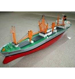 """NVM 10.10.061 vrachtschip ms """"NedLloyd Bahrain"""" (1977) - Nedlloyd; """"N. Baltimore"""", """"N. Bangkok"""""""