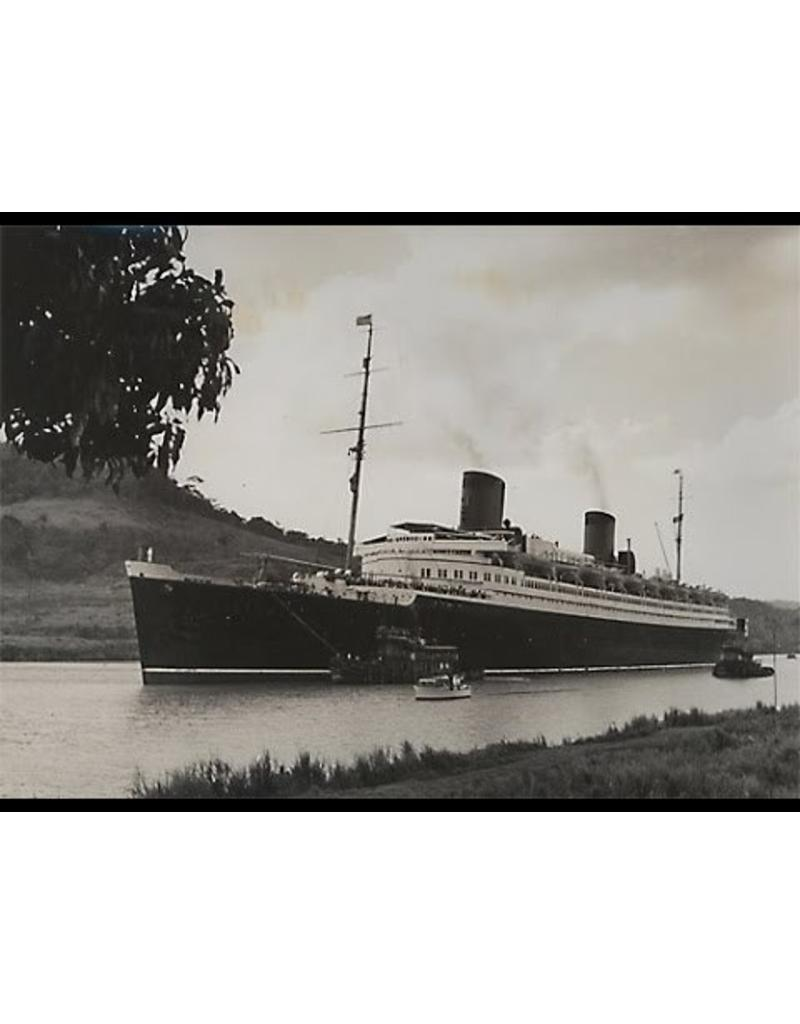 NVM 10.10.134 pass.schip ss Bremen (1928) - Nord-Deutscher Lloyd