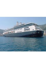 NVM 10.10.149 Luxe cruis schip ms Amsterdam (2000) - Holland America Lines