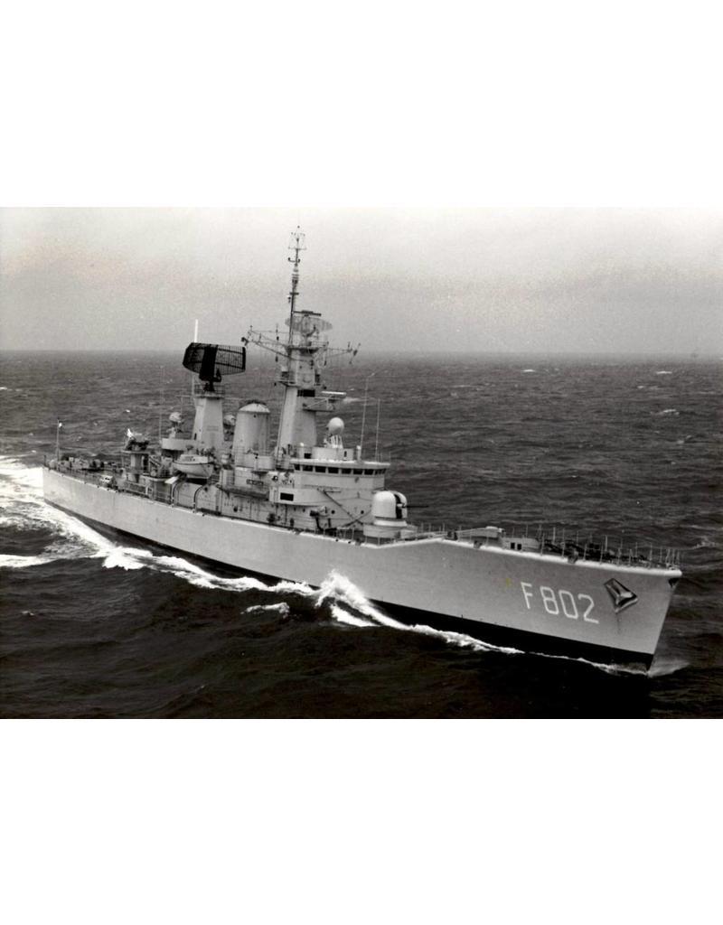 NVM 10.11.008 HrMs fregatten Van Speykklasse (1967)