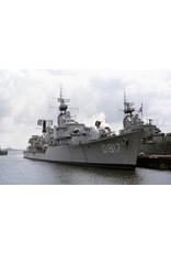 "NVM 10.11.024/A Onderzeebootjagers "" Friesland"" - klasse (1956); B-jagers"