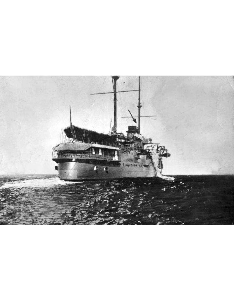 """NVM 10.11.061 HrMs Pantserschip """"De Zeven Provincien"""" (1910)"""