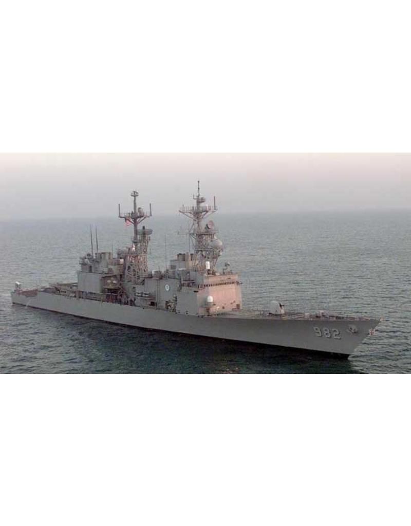 "NVM 10.11.075 destroyer USS ""Spruance"" DD963"
