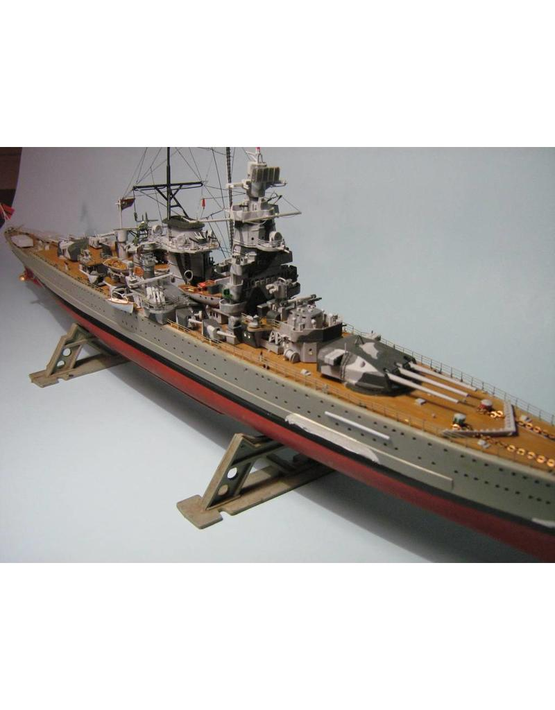 "NVM 10.11.089 Vestzakslagschip ""Graf Spee"" (1935) - Kriegsmarine"