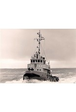 """NVM 10.11.100 marinesleepboten """"Westgat"""" en """"Wielingen"""" (1968)"""