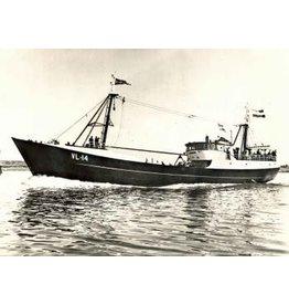 "NVM 10.13.006 motortrawler ""Margaretha"", VL-14 (1963) - NV Zeev. Mij. en Haringh v.h. A. Verboom"