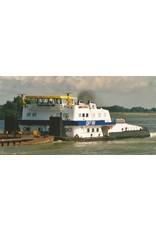 """NVM 10.14.027 duwboot ms EWT 106 """"Jacob C. van Neck"""" (1976) - Eur. Waterweg Transporten"""