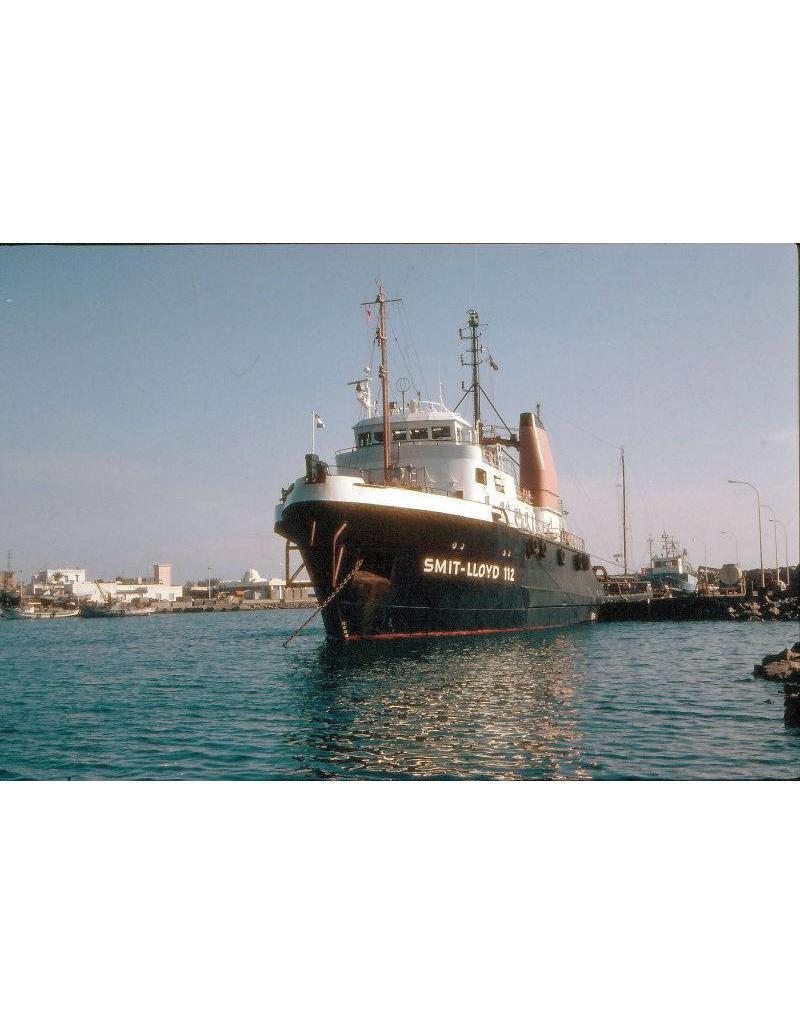 "NVM 10.14.028 bevoorradingssleepboot ms ""Smit Lloyd 112"" (1975) - Smit-Lloyd"