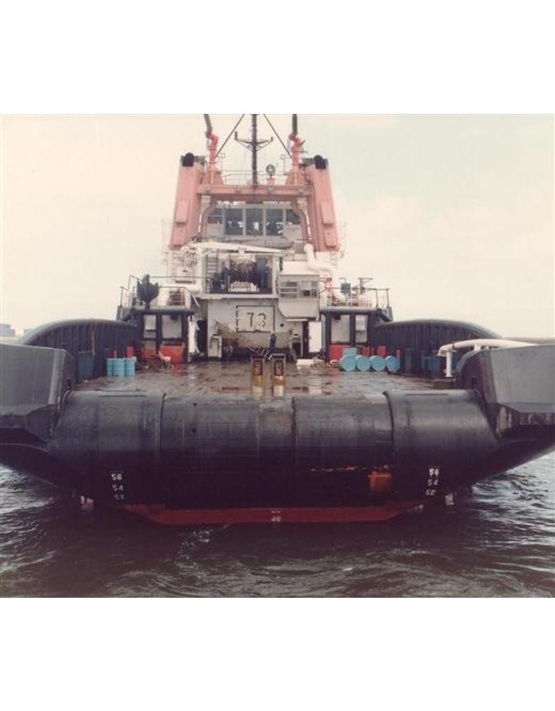 "NVM 10.14.054 bevoorradingssleepboot ms ""SmitLloyd 120"" (1983) - Smit-Lloyd"