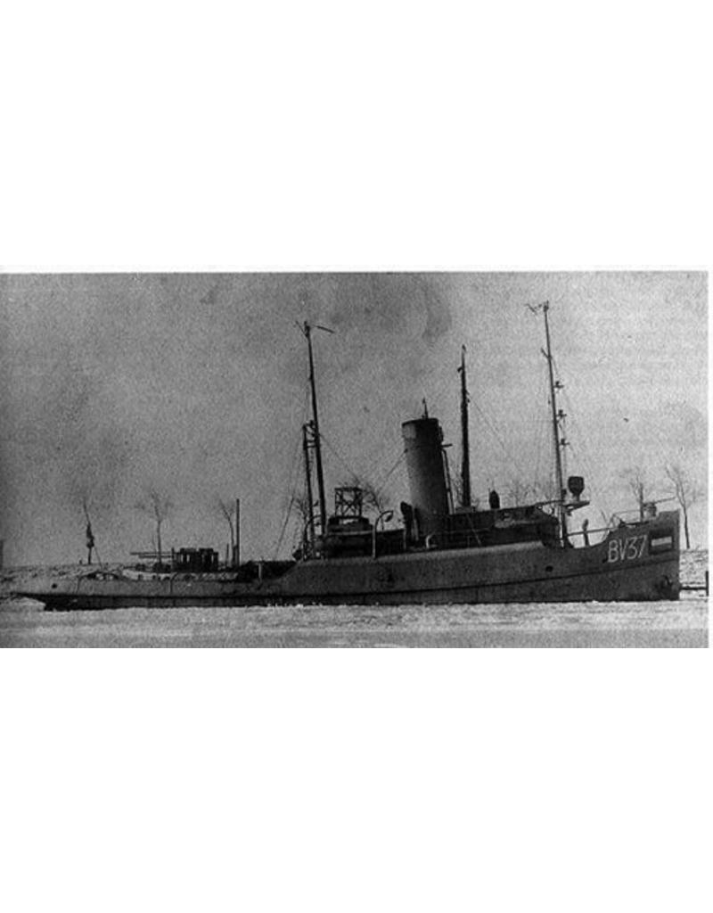NVM 10.14.104 zeesleper ss Schelde (1926) - L.Smit