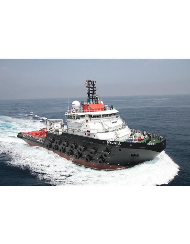 NVM 10.14.110 Anchorhandling en deepsea sleepboot ms Bylgia - (2012) - Heerema