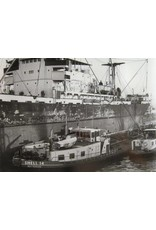 """NVM 10.15.010 Rijntanker ms """"Shell 14"""" (1965) - Shell Verkoop Mij."""