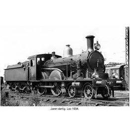 NVM 20.00.047 2-B sneltreinlocomotief NS 1901-1940 (HSM 421-460) voor spoor 0