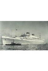 "NVM 16.10.004 passagiersschip ms ""Willem Ruys""- (1939/1947) - Kon. Rott. Lloyd"