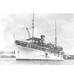 """NVM 16.11.031 Gouvernementsstoomschip / Mijnenlegger ss """"Rigel"""" (1912)"""