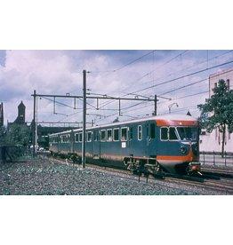 """NVM 20.04.002 DE-2-wagentreinstel 61-106 - (""""Blauwe Engel"""") voor spoor 0 en H0"""