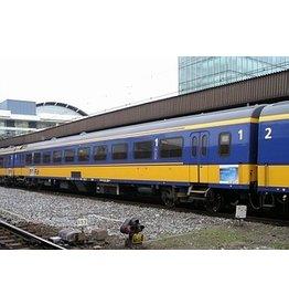 NVM 20.05.012 D-rijtuig plan-W - Buurlandrijtuig voor spoor H0