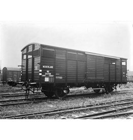 NVM 20.06.005 17,5 tons groentewagen. CHKS NS 24789 voor spoor I