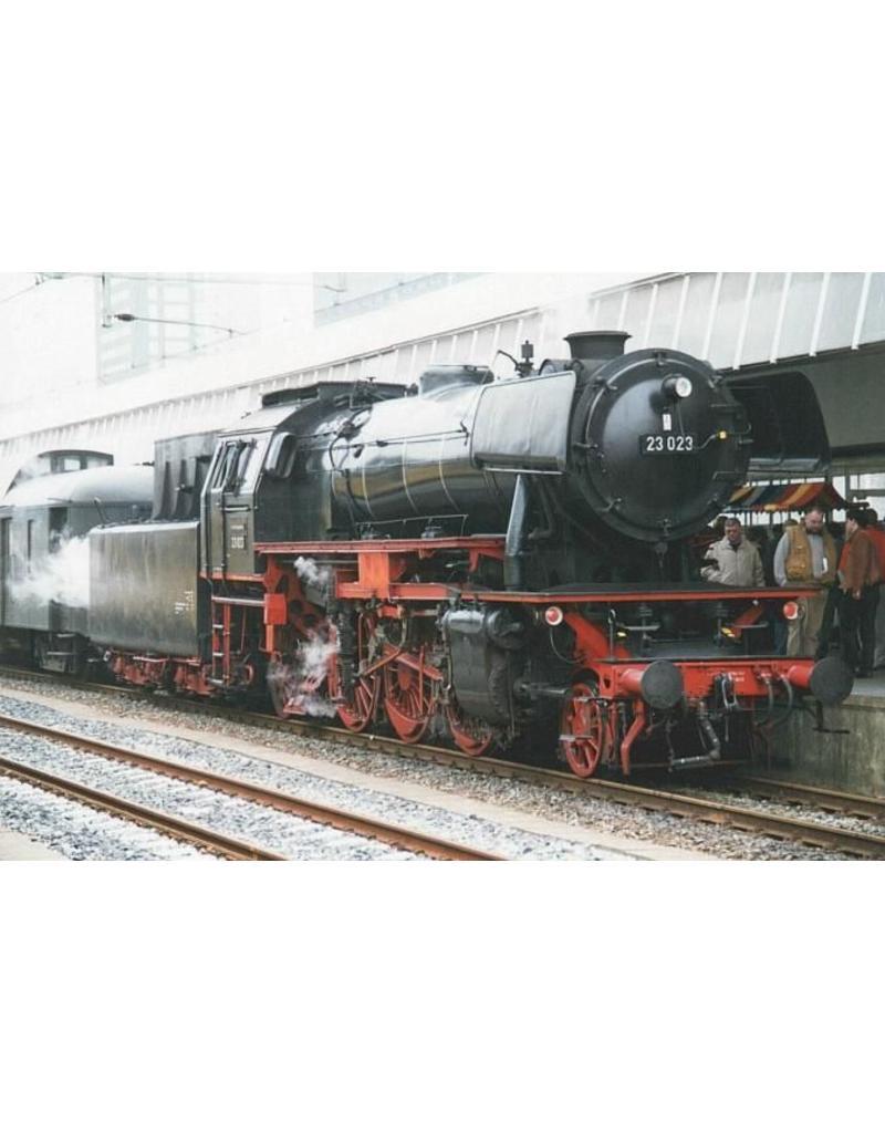 "NVM 20.20.026 stoomlocomotief SSN-23023 ex DB ""Baureihe 23""; ..."