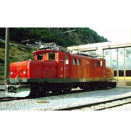 NVM 20.31.003 E-locomotief Hge 4/4 11-15 Brig-Visp-Zermatt-Bahn voor spoor 0