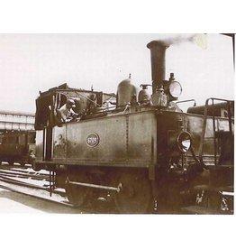 NVM 29.00.106 stoomlocomotief NS 6720-6736 voor spoor 0