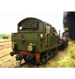NVM 29.00.108 stoomlocomotief NS 7401-7404 voor spoor 0