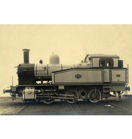 NVM 29.00.111 stoomlocomotief NS 8726 - 8740 voor spoor 0