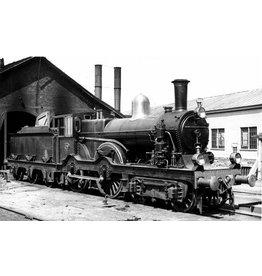 NVM 29.00.612 stoomlocomotief NS 1701 - 1835